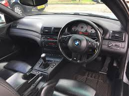 used 2002 bmw e46 m3 00 06 m3 for sale in scotland pistonheads