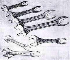 wrenches with