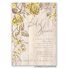 rustic bridal shower invitations rustic bridal shower invitation invitations by