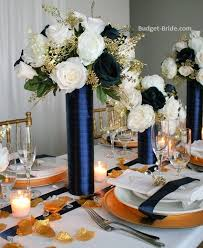 reception centerpieces best 25 navy wedding centerpieces ideas on navy