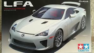 lexus lfa moteur yamaha maquette 1 24e tamiya lexus lfa maquettes ou kits à monter