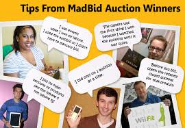 mad bid how to win on madbid auction winners explain