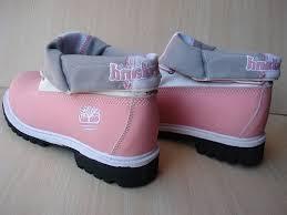 womens timberland boots uk cheap sale timberland s roll top boots pink grey cheap