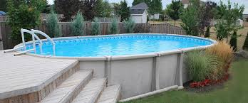 we know above ground pools pioneer family pools