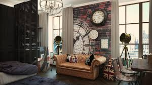 industrial apartments this industrial loftstyle glamorous industrial studio apartment