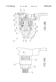 patent us5839436 demand valve with a reduced manual flow control