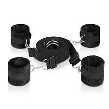 How To Tie Someone Up In Bed Amazon Com Restraints Gear U0026 Accessories Health