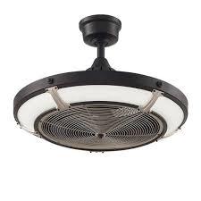 Black Ceiling Fan With Light Black Ceiling Fans Bellacor
