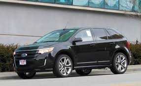 2012 ford edge specs and photos strongauto