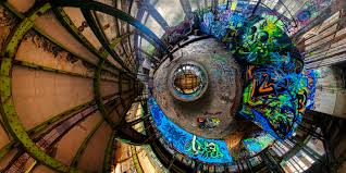 Beautiful Abandoned Places by Abandoned Power Station In Coogee Western Australia Beautiful