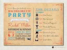 bachelorette invitation bachelorette party invitation