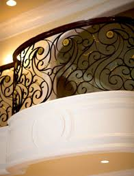 Wrought Iron Banister Rails Semerjian Builders Wrought Iron Railing U2013 Elegant Homes Created By