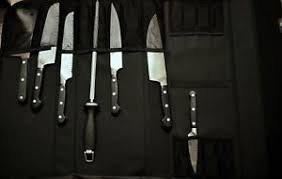 hells kitchen knives authentic hell s kitchen season 16 zwilling knife set in black