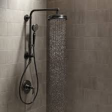 custom showers shower faucets and shower systems at faucet