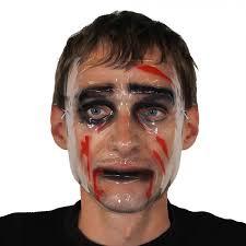 purge masks halloween city masks rubber johnnies masks plastic young female transparent mask