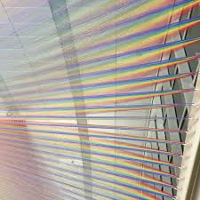 90 miles of rainbow thread make string art in the san antonio