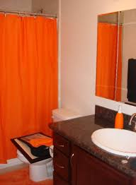 orange bathroom ideas bathroom ideas orange interior design