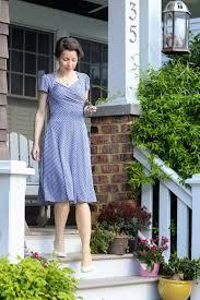 blue and white gingham dress for july 4th u2013 karina dresses