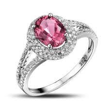 pink gemstones rings images Beautiful gemstones engagement rings jpg