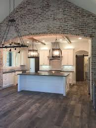 25 modern kitchens in wooden finish digsdigs outstanding great wood tile floors in kitchen flooring for idea 10