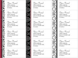 10 best images of avery 5660 label template blank avery label