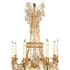 Marie Chandelier A French 19th Century Louis Xvi St Marie Antoinette Chandelier