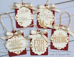 glammed up tags by diana gibson cards and paper crafts at