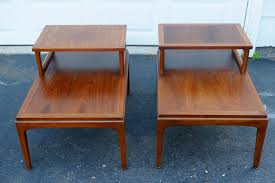 mid century end table mid century end table sold lane midcentury tables the constant