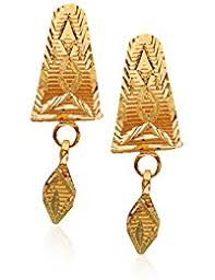 bengali gold earrings senco store buy senco gold diamond jewellery online at best