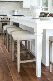 kitchen island chairs or stools bar stool madigan backless hickory chair stool madiganbackless