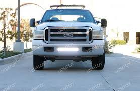 f250 led light bar 2005 2007 ford f 250 led light bar ijdmtoy blog for automotive