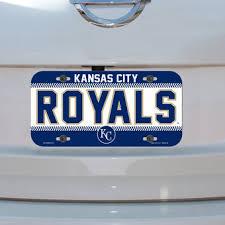 Vanity Playes Kansas City Royals License Plates Royals Car Tags Vanity Plates