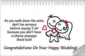 wedding wishes humor wedding wishes for friend messages and greetings wishesmsg