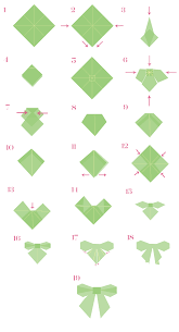 cara membuat origami riben origami bow tie instructions 3172808 114search info