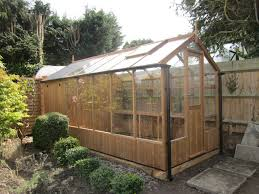 swallow kingfisher 6x10 greenhouse shed combination
