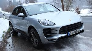 2015 porsche macan turbo 2015 porsche macan turbo u0027 test drive u0026 review thegetawayer