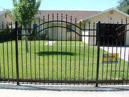 fencing ornamental iron serving sacramento roseville rocklin