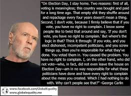 George Carlin Meme - george carlin meme george carlin lying politicians and words