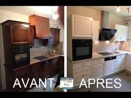 renovation de cuisine en chene renover cuisine en chene cuisine renover cuisine chene avec violet