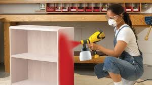 how to paint kitchen cabinets with spray gun how to paint kitchen cabinets with a sprayer