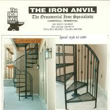 spiral staircases the iron anvil salt lake city utah