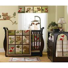 woodland animals baby bedding frightening animal crib bedding set print zoo sets farm stock