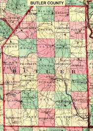 Map Of Indiana Counties Pennsylvania County Usgs Maps