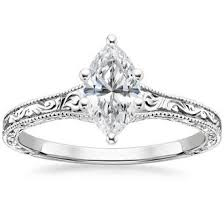 marquise cut diamond ring marquise diamond engagement rings brilliant earth
