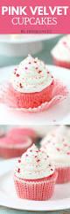 pink velvet cupcakes blahnik baker