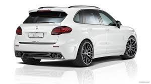 porsche cars white lumma porsche cayenne clr 558 gt s 2013 white rear hd