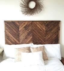 Rustic Wood Headboard Wood Bedroom Headboard Empiricos Club