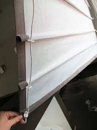 Instructions For Making A Roman Blind How To Make Roman Blinds Roman Blinds Roman And Craft