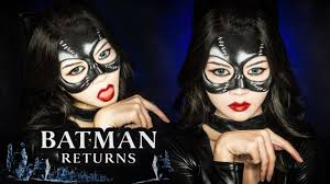 catwoman makeup halloween catwoman makeup youtube