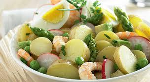 comment cuisiner les rattes du touquet une salade de rattes du touquet croquante et ensoleillée